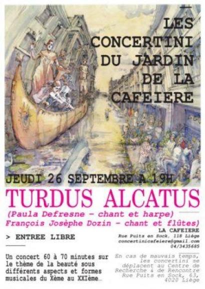 Les Concertini du Jardin de La Caféière