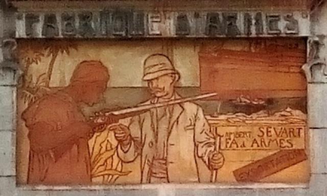 Art Nouveau in Luik