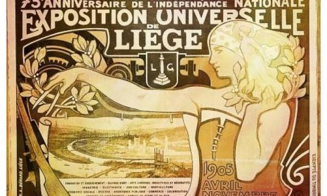 De legendarische wereldtentoonstelling van 1905