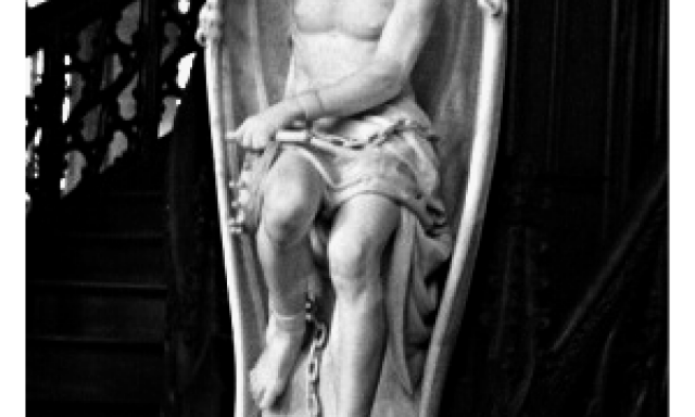 De duivel van de kathedraal