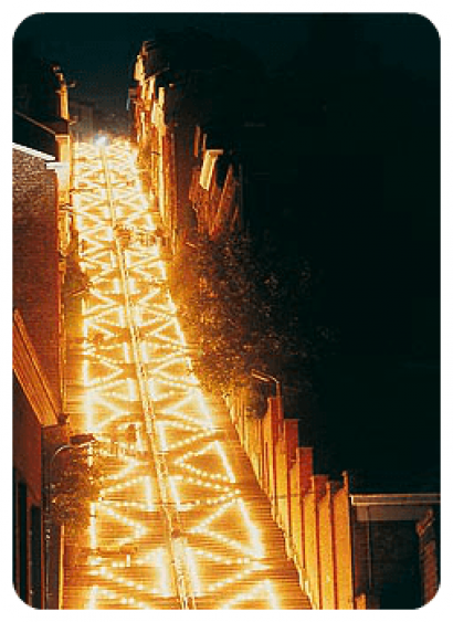 La Nocturne des Coteaux (lichtjesfeest)