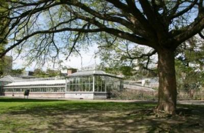 Serres Jardin Botanique